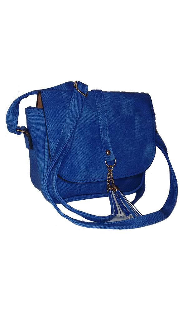 Bolsa Linha Platinum Jovem Azul