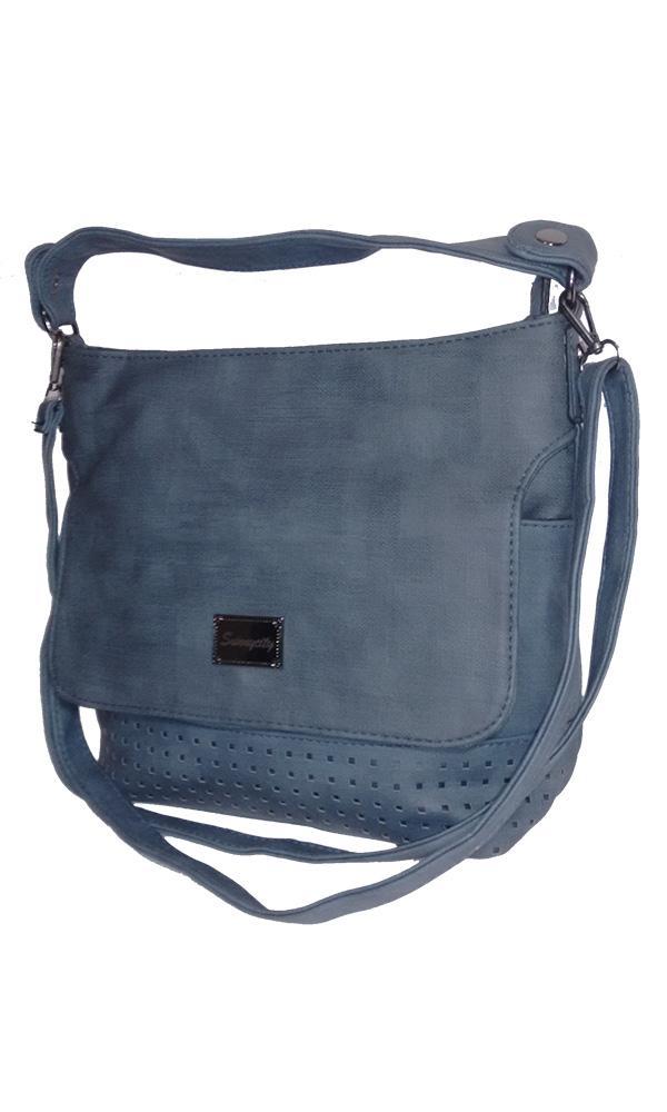 Bolsa Linha Platinum  Azul 39F